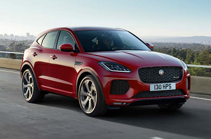 Jaguar E Pace - 12 month short term car lease