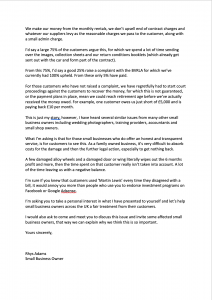 Open letter to Martin Lewis as a small business owner - 2