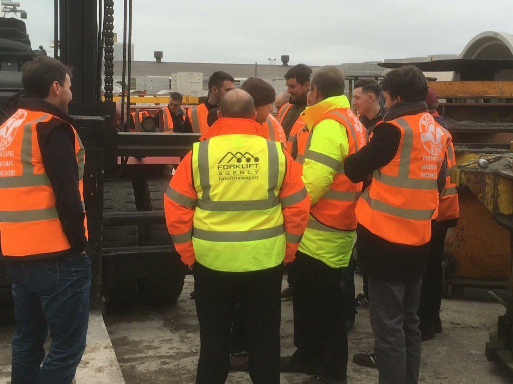 Forklift Training Tips