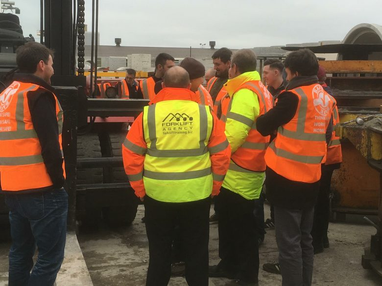 Forklift Training Tips