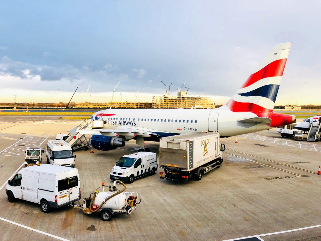 British Airways Flight Upgrades